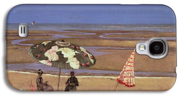 The Beach Galaxy S4 Case by Etienne Moreau Nelaton
