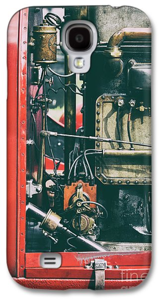 The Beast Of Turin Engine Galaxy S4 Case by Tim Gainey