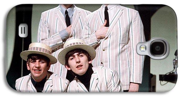 The Beatles - 1964 Galaxy S4 Case