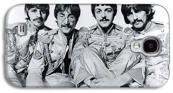 The Beatles As Sgt. Pepper's Lonley Hearts Club Band Galaxy S4 Case