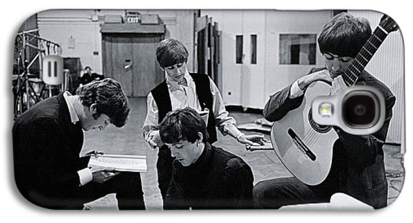 The Beatles In Abbey Road Studios - 1965. Galaxy S4 Case