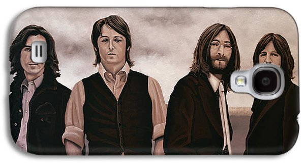 The Beatles 3 Galaxy S4 Case