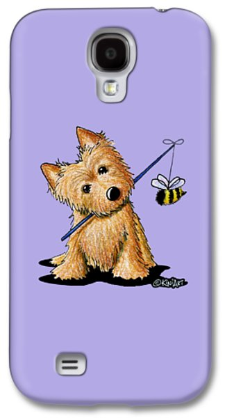 The Beekeeper Galaxy S4 Case by Kim Niles