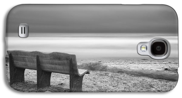 The Bench Galaxy S4 Case by Larry Marshall