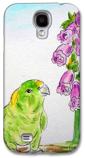 The Bird And The Bee Galaxy S4 Case