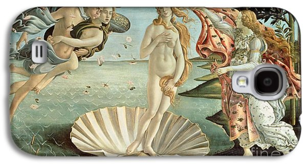 The Birth Of Venus Galaxy S4 Case by Sandro Botticelli
