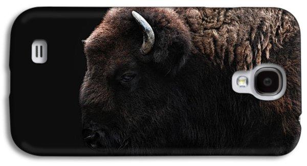 The Bison Galaxy S4 Case by Joachim G Pinkawa