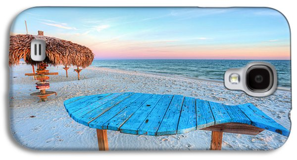 The Blue Fish Galaxy S4 Case by JC Findley