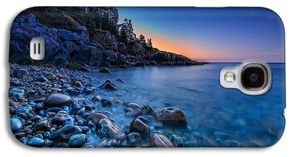The Blue Hour On Little Hunter's Beach Galaxy S4 Case by Rick Berk