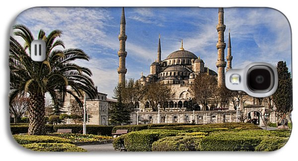 The Blue Mosque In Istanbul Turkey Galaxy S4 Case