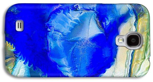 The Blues Galaxy S4 Case by Omaste Witkowski
