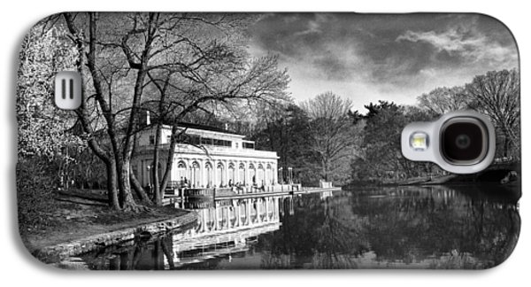 The Boathouse Of Prospect Park II Galaxy S4 Case