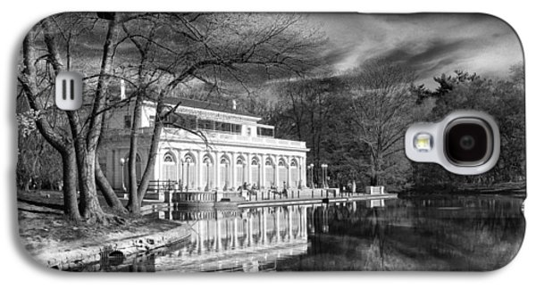 The Boathouse Of Prospect Park Galaxy S4 Case
