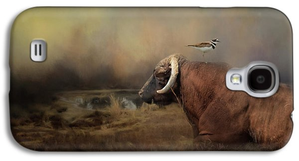 Killdeer Galaxy S4 Case - The Bodyguard by Jai Johnson