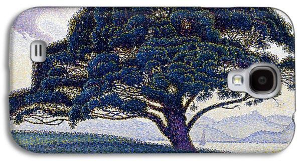 The Bonaventure Pine  Galaxy S4 Case
