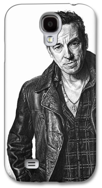 The Boss - Bruce Springsteen Galaxy S4 Case