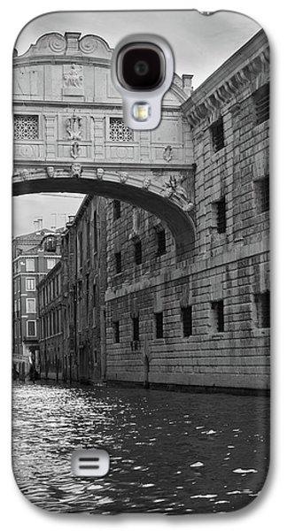 The Bridge Of Sighs, Venice, Italy Galaxy S4 Case by Richard Goodrich