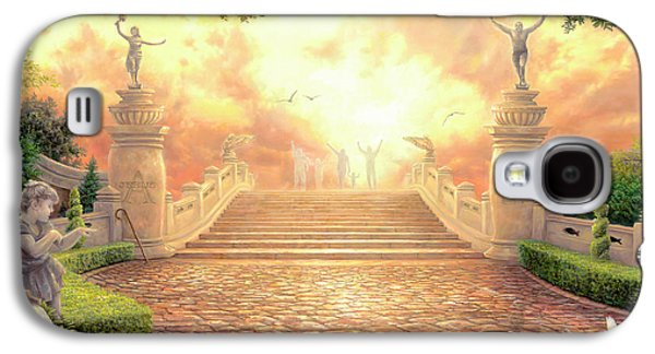The Bridge Of Triumph Galaxy S4 Case