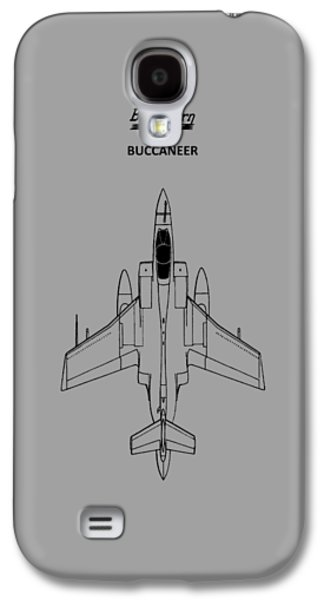 The Buccaneer Galaxy S4 Case by Mark Rogan