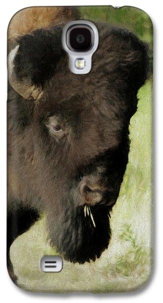The Buffalo Da Galaxy S4 Case
