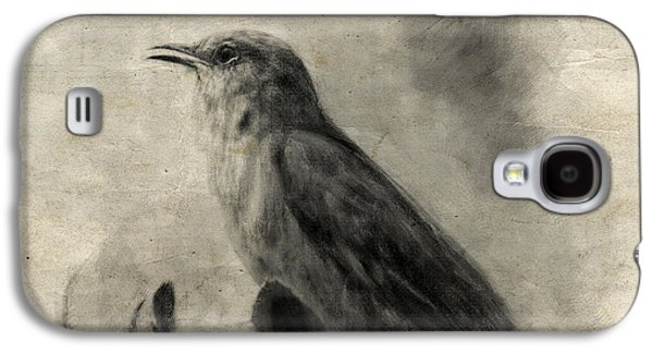 The Call Of The Mockingbird Galaxy S4 Case by Jai Johnson