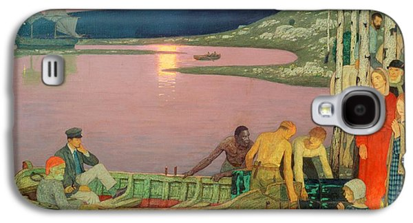 The Call Of The Sea Galaxy S4 Case by Frederick Cayley Robinson