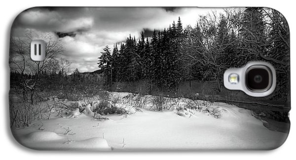 Galaxy S4 Case featuring the photograph The Calm Of Winter by David Patterson