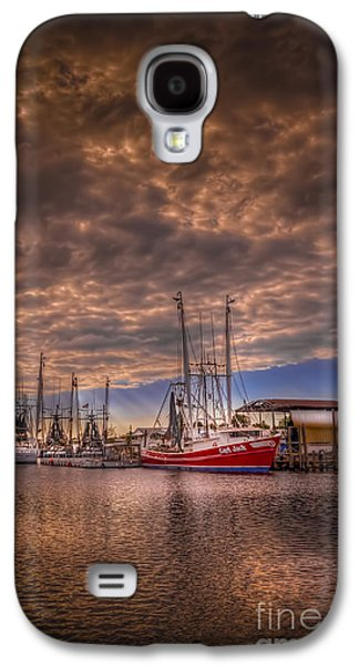 The Captain Jack Galaxy S4 Case