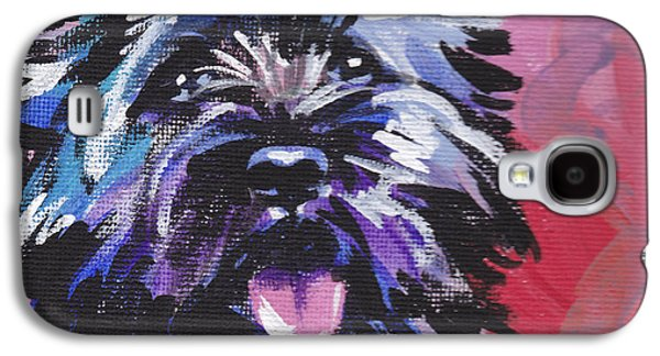 The Caring Cairn Galaxy S4 Case by Lea S