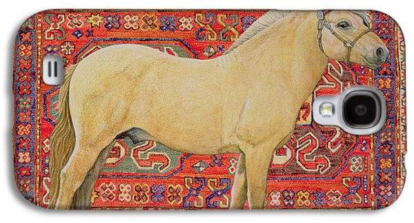 The Carpet Horse Galaxy S4 Case by Ditz