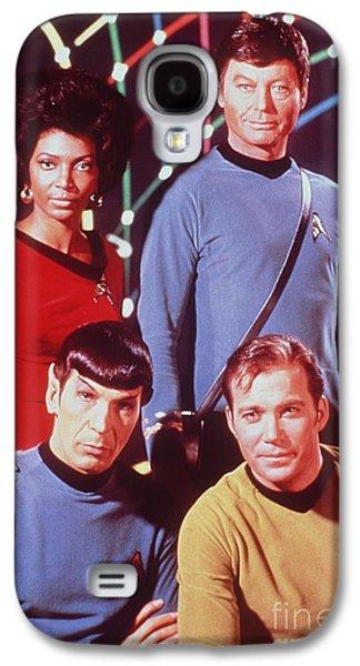 The Cast Of Star Trek Galaxy S4 Case