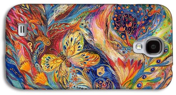 The Chagall Dreams Galaxy S4 Case
