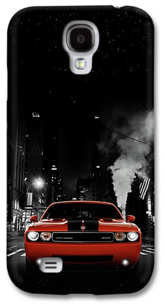 The Challenger Srt8 Galaxy S4 Case by Mark Rogan