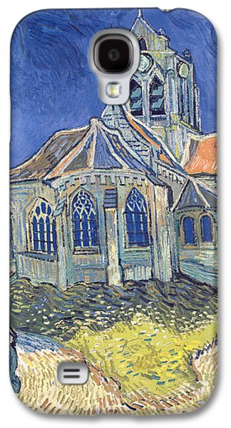 The Church At Auvers Sur Oise Galaxy S4 Case