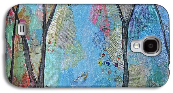 The Clearing I Galaxy S4 Case by Shadia Derbyshire