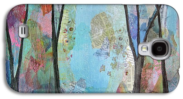 The Clearing II Galaxy S4 Case by Shadia Derbyshire
