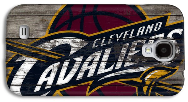 The Cleveland Cavaliers 3f      Galaxy S4 Case
