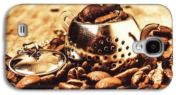 The Coffee Roast Galaxy S4 Case by Jorgo Photography - Wall Art Gallery