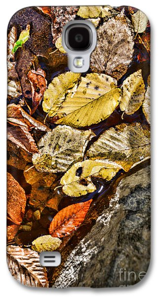 The Color Of Fall Galaxy S4 Case