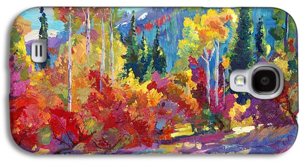 The Colors Of New Hampshire Galaxy S4 Case