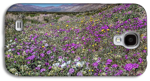 The Colors Of Spring Super Bloom 2017 Galaxy S4 Case by Peter Tellone