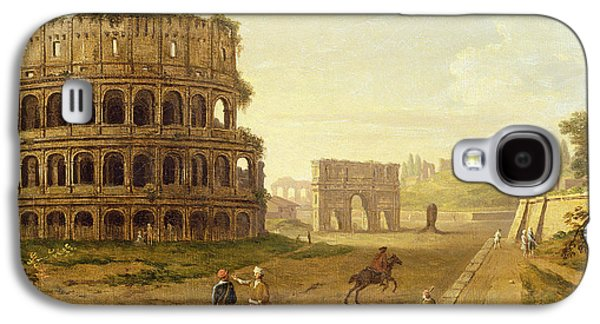 The Colosseum Galaxy S4 Case by John Inigo Richards