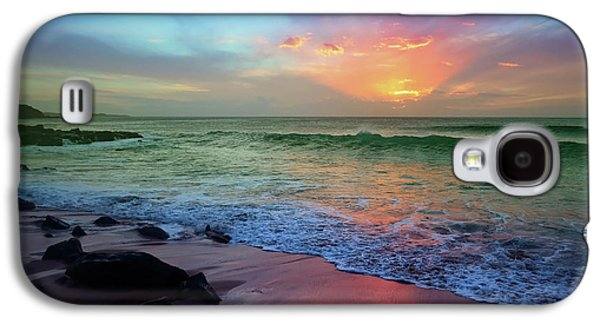 The Colour Before The Darkness Galaxy S4 Case by Tara Turner