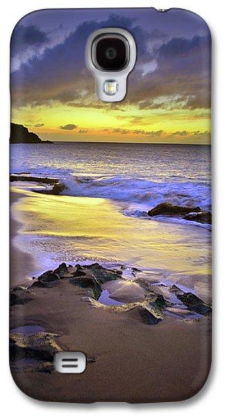 The Colour Of Molokai Nights Galaxy S4 Case by Tara Turner