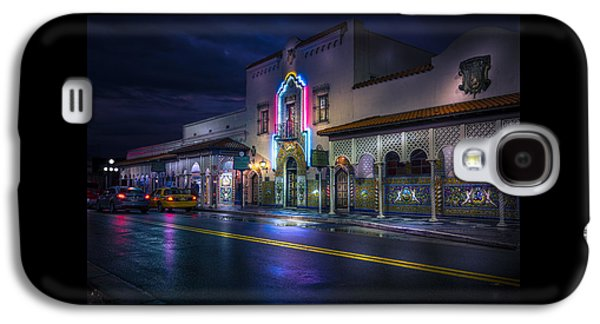 The Columbia Of Ybor Galaxy S4 Case by Marvin Spates