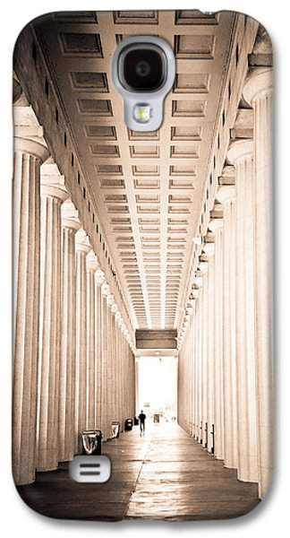 Soldier Field Galaxy S4 Case - The Columns At Soldier Field by Anthony Doudt