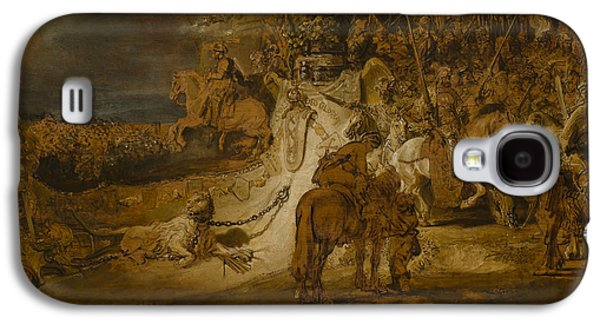 The Concord Of The State Galaxy S4 Case by Rembrandt