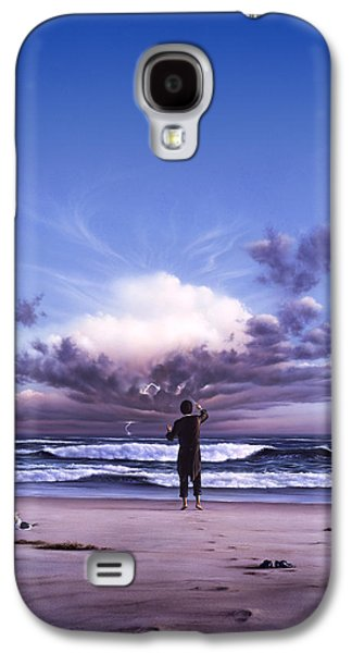 The Conductor Galaxy S4 Case by Jerry LoFaro