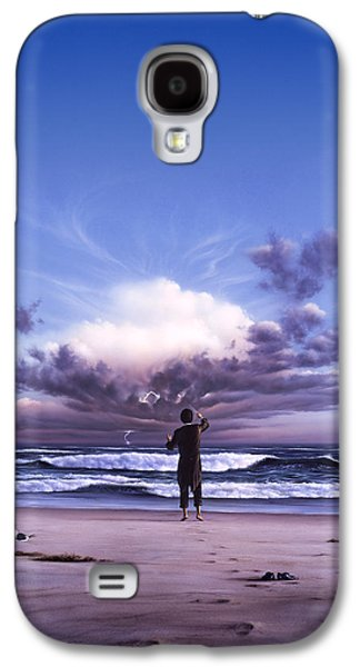 The Conductor Galaxy S4 Case
