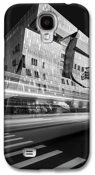 The Cooper Union Nyc Bw Galaxy S4 Case